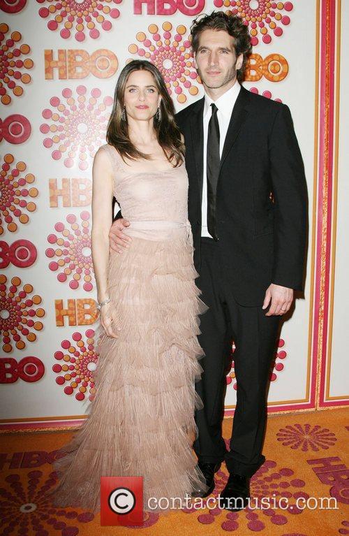 Amanda Peet, David Benioff and Emmy Awards 4