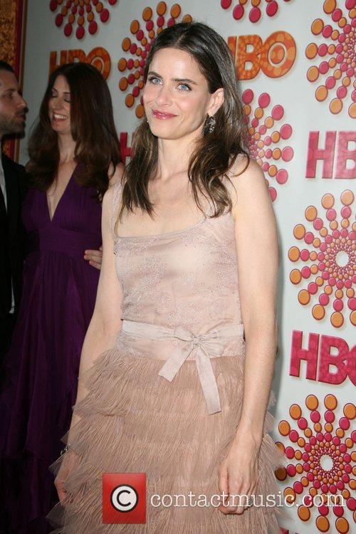 Amanda Peet and Emmy Awards 2