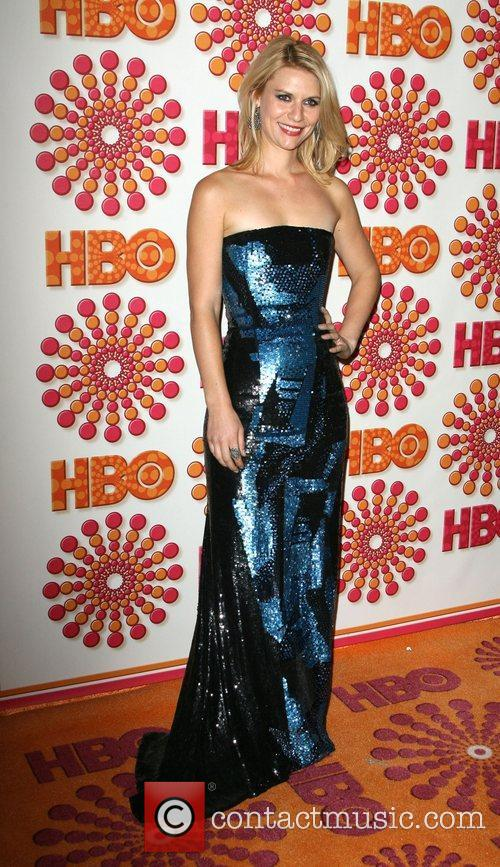 Claire Danes 2011 HBO's Post Award Reception following...