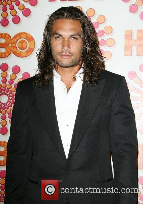 Jason Momoa at 2011 Emmy Awards
