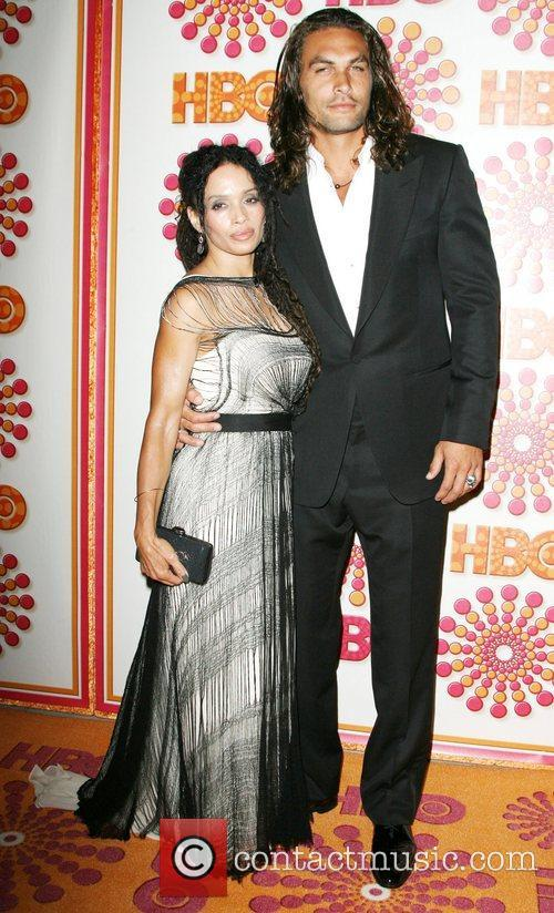 Lisa Bonet, Jason Momoa and Emmy Awards 1
