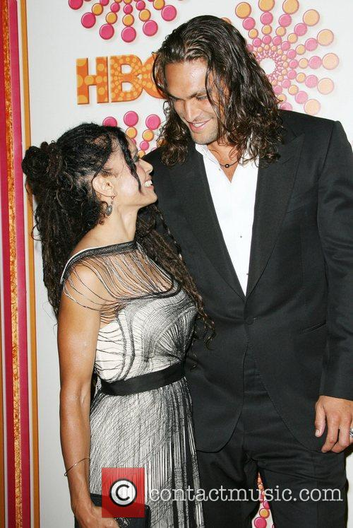 Lisa Bonet, Jason Momoa and Emmy Awards 2