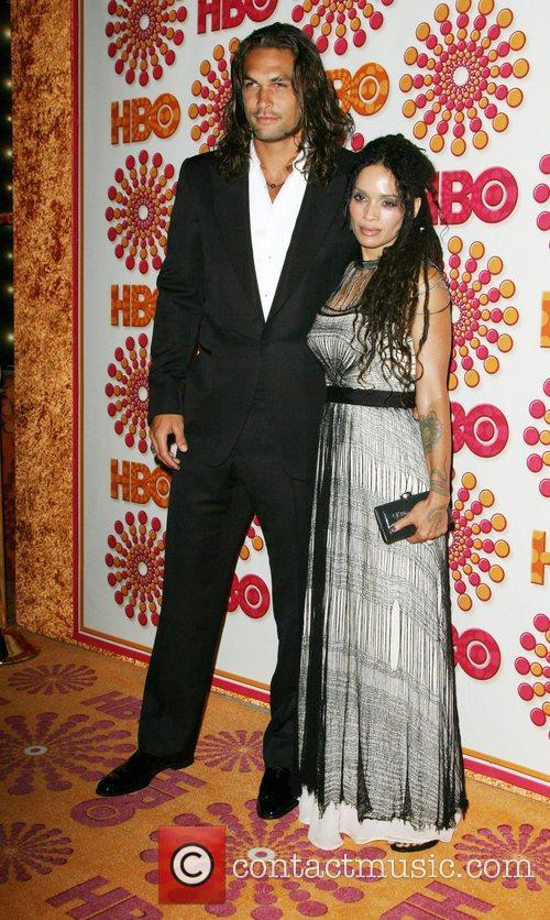 Lisa Bonet, Jason Momoa and Emmy Awards 3