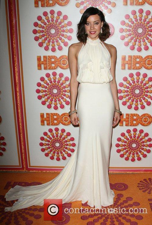 Aubrey Plaza 2011 HBO's Post Award Reception Following...