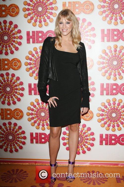 Brit Morgan 2011 HBO's Post Award Reception Following...