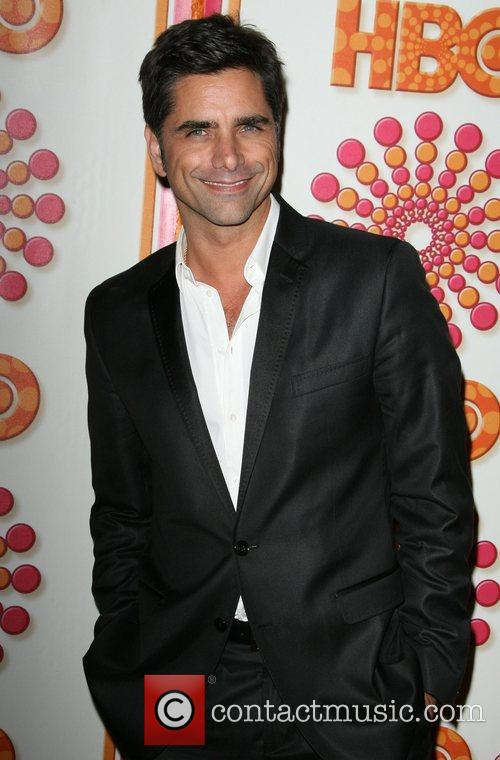 John Stamos 2011 HBO's Post Award Reception Following...