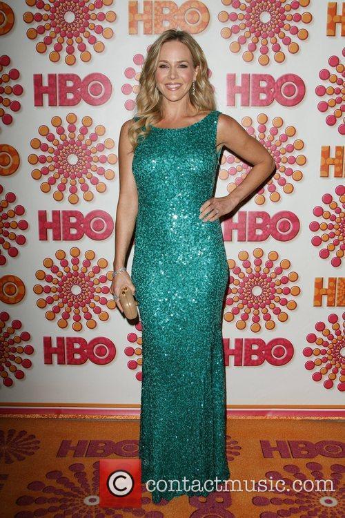 Julie Benz 2011 HBO's Post Award Reception Following...