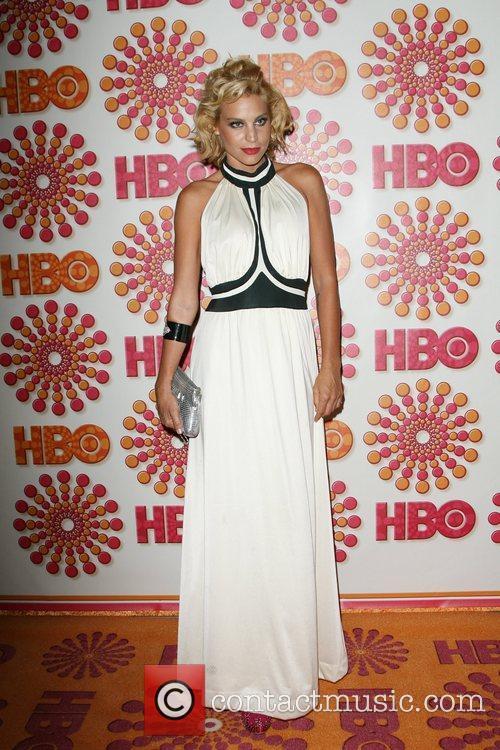 Lisa D'Amato 2011 HBO's Post Award Reception Following...