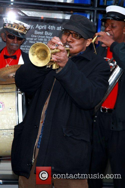 Treme Brass Band Cast members of HBO's 'Treme'...