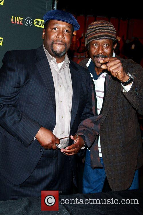 Wendell Pierce and Clarke Peters 6