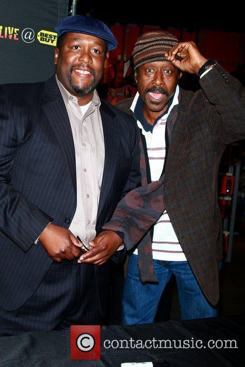 Wendell Pierce and Clarke Peters 3