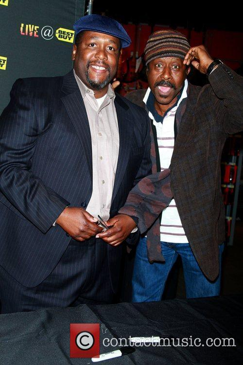 Wendell Pierce and Clarke Peters 2
