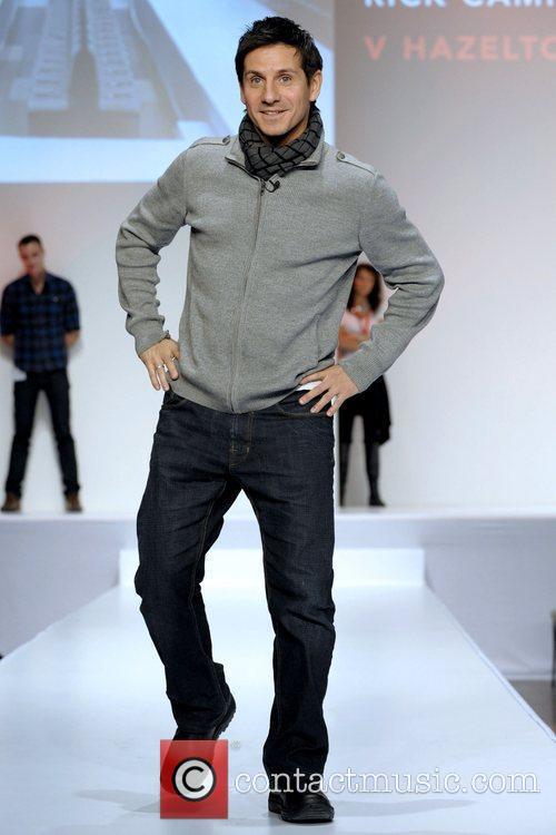 Rick Campanelli  'The Heart Truth' fashion show...