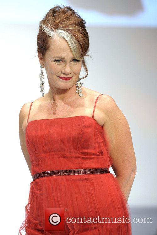 Arlene Dickinson 'The Heart Truth' fashion show held...