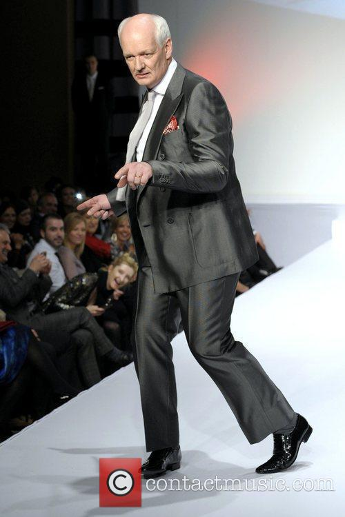 Colin Mochrie 'The Heart Truth' fashion show held...