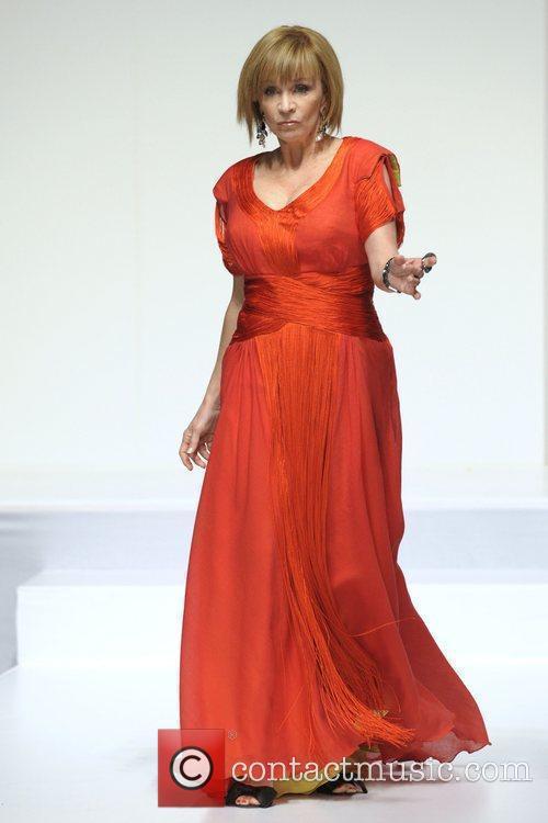 Debra McGrath 'The Heart Truth' fashion show held...