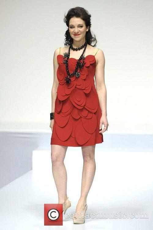 Isabelle Brasseur 'The Heart Truth' fashion show held...