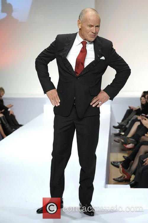 Jim McKenny 'The Heart Truth' fashion show held...
