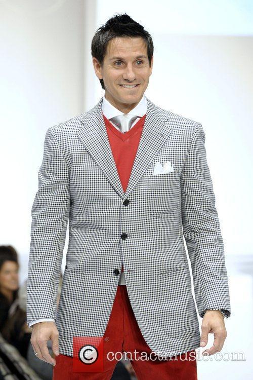 Rick Campanelli 'The Heart Truth' fashion show held...
