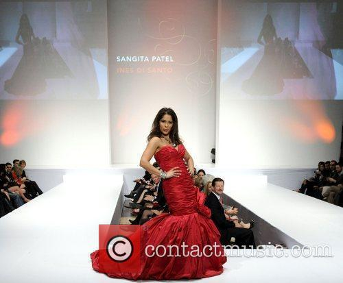 Sangita Patel 'The Heart Truth' fashion show held...