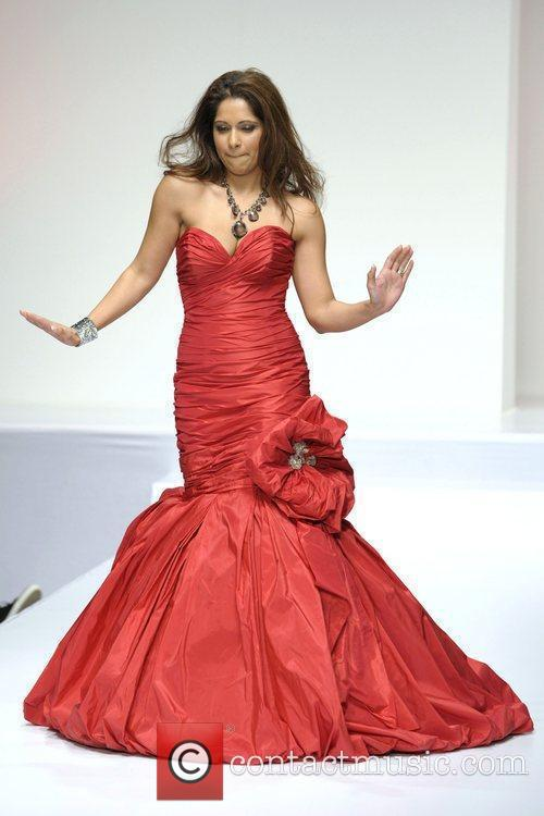 Sangita Patel The Heart Truth Fashion Show Held At The Carlu 4 Pictures Contactmusic Com
