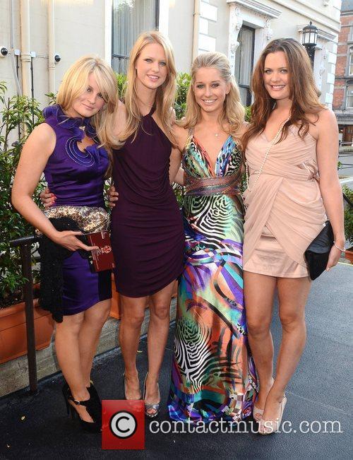 Laura Cooney, Niamh Healy, Gemma Best, Zoe Kidney...