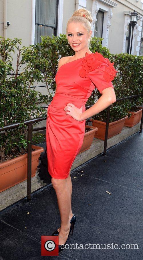 Kelly Nolan The Heart to Heart Ball 2011...