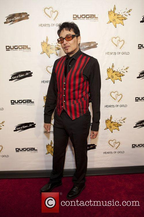 DJ Johnny Dynell Hearts of Gold 15th Annual...
