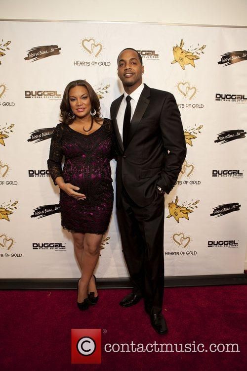 Egypt Sherrod and DJ Fadelf Hearts of Gold...