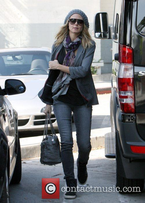 heidi klum shopping with her family in 3591560