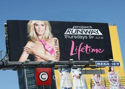 Heidi Klum and Billboard 2