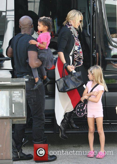 heidi klum and seal go for lunch 3570259