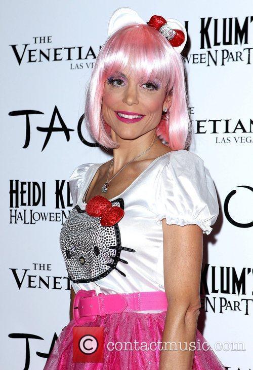Bethenny Frankel  Heidi Klum's 12th Annual Halloween...