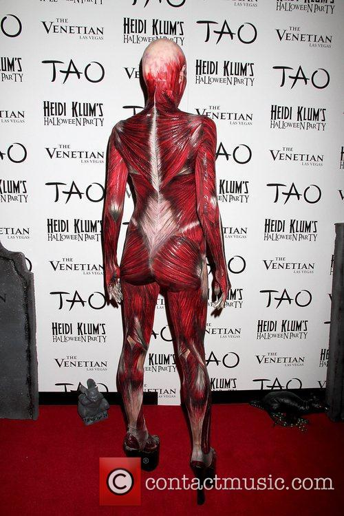 Heidi Klum and Tao Nightclub 46