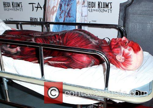 Heidi Klum and Tao Nightclub 23