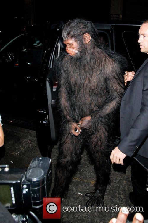 Seal Heidi Klum's Halloween Party held at the...