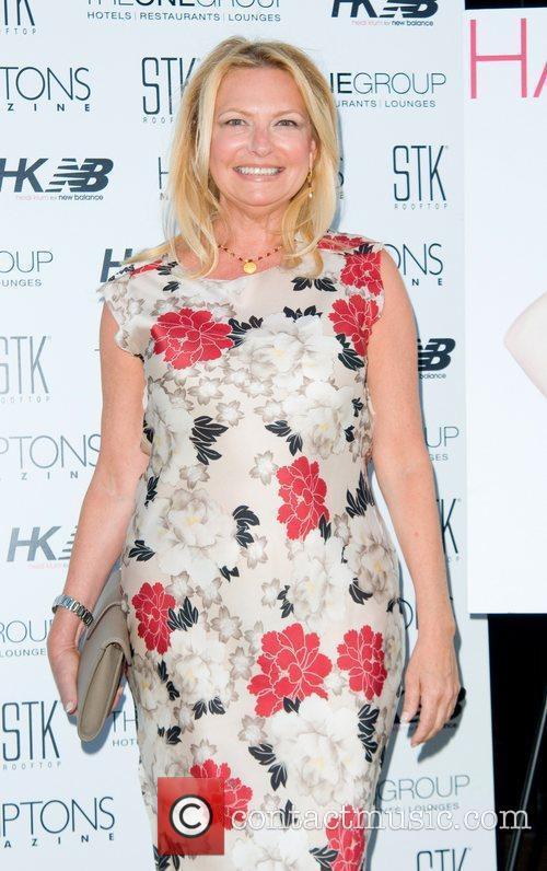 Debra Halpert Hamptons Magazine celebrates Heidi Klum's July...