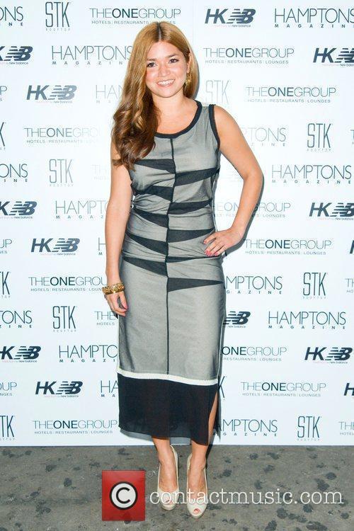 Karen Koeninsberg Hamptons Magazine celebrates Heidi Klum's July...