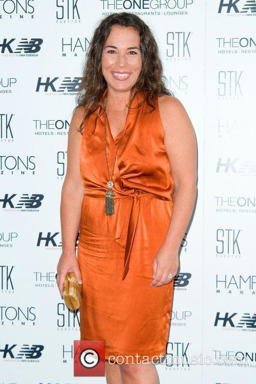 Samantha Yanks Hamptons Magazine celebrates Heidi Klum's July...