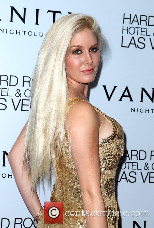 Heidi Montag and Hard Rock Hotel And Casino 1