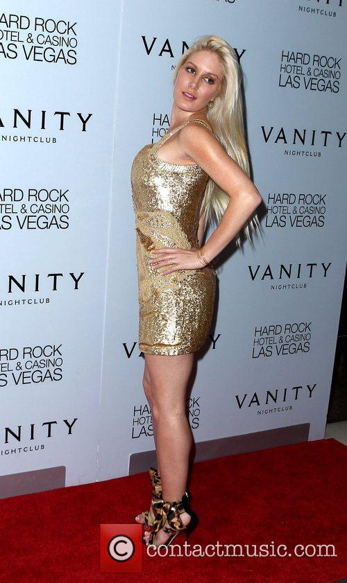 Heidi Montag and Hard Rock Hotel And Casino 10