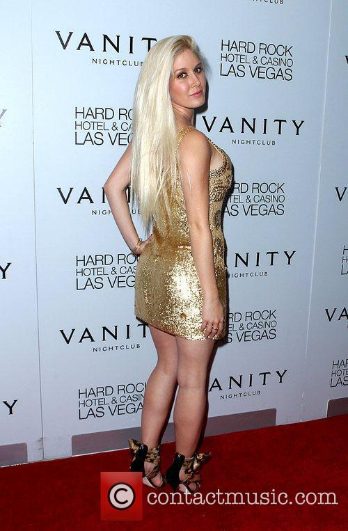 Heidi Montag and Hard Rock Hotel And Casino 6
