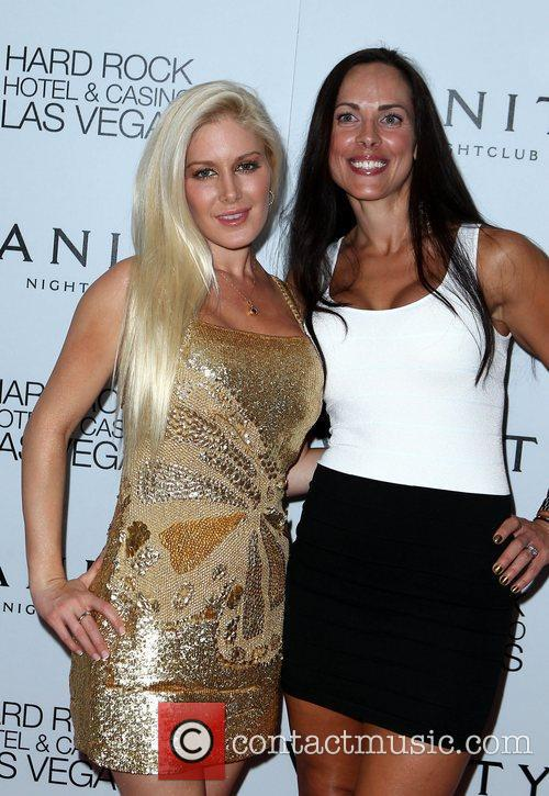 Heidi Montag and Hard Rock Hotel And Casino 2