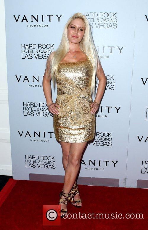 Heidi Montag and Hard Rock Hotel And Casino 7