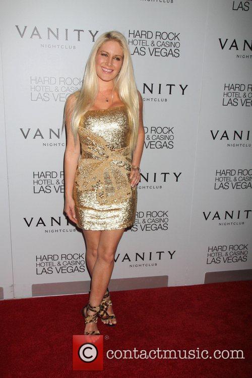Heidi Montag, Hard Rock Hotel And Casino