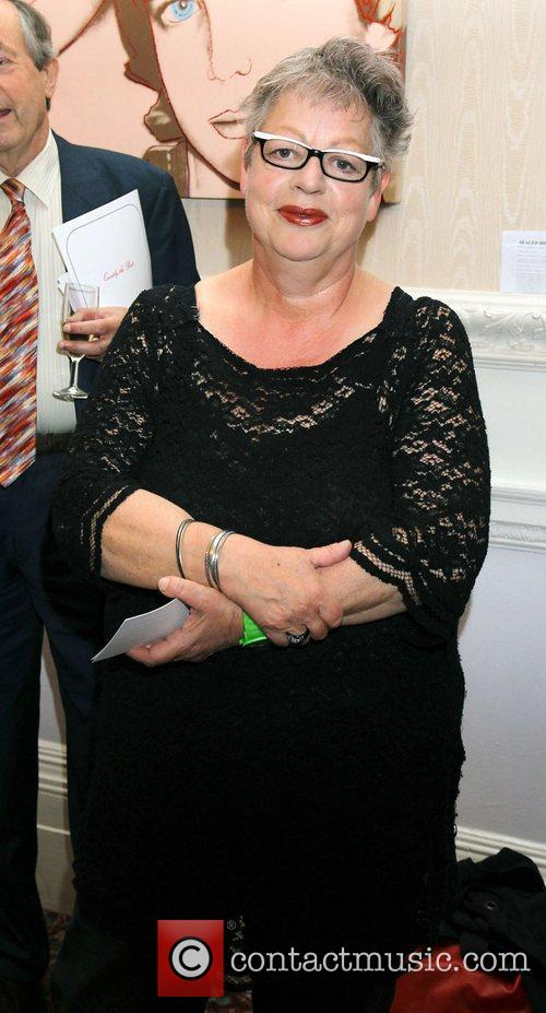 Jo Brand,  at the fundraising event to...