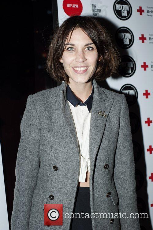 Alexa Chung 'Help Japan' fundraiser event to provide...