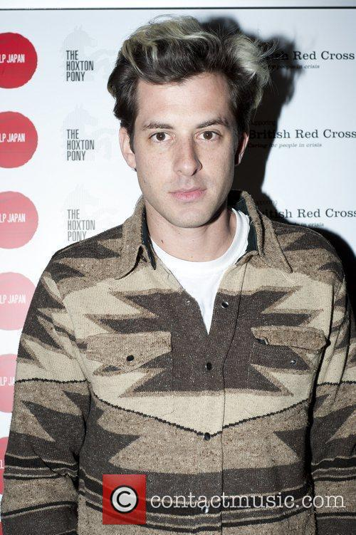 Mark Ronson 'Help Japan' fundraiser event to provide...