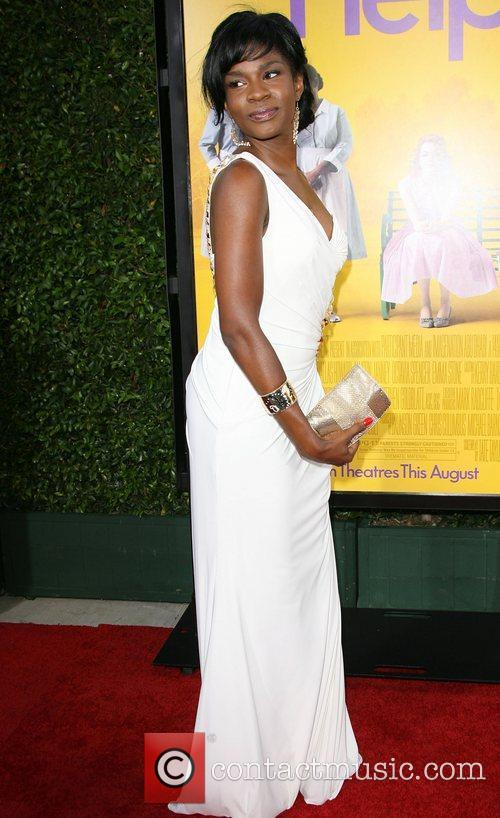 Edwina Findley World Premiere of The Help held...