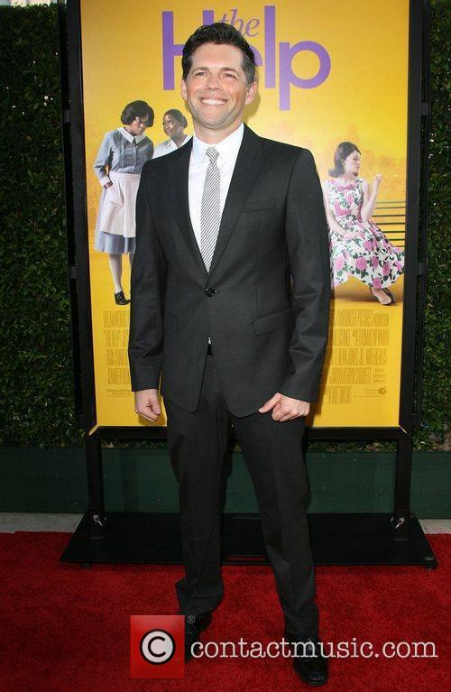 Producer Brunson Green World Premiere of The Help...
